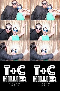 T+C Hillier Wedding Party