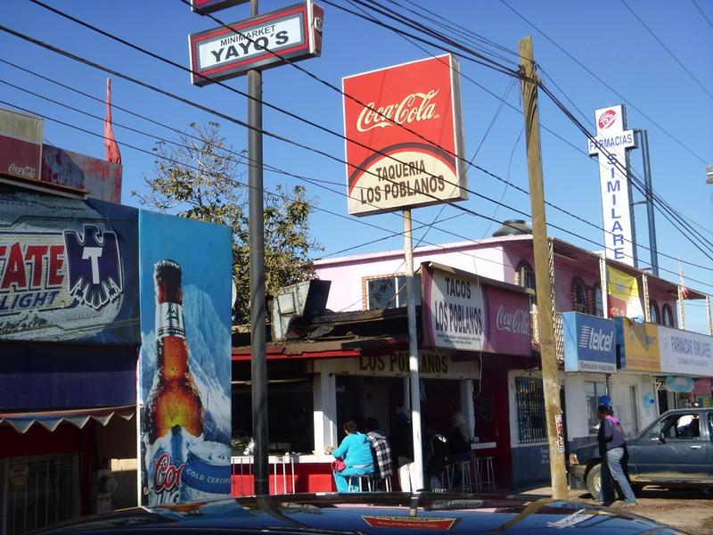 Where the taco magic happens!