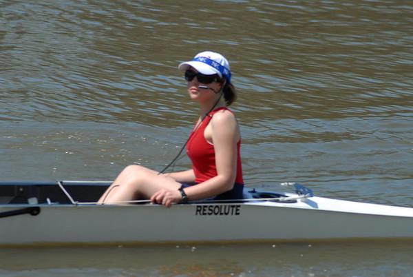 St. Andrews Noxontown Pond Regatta 4.21.07