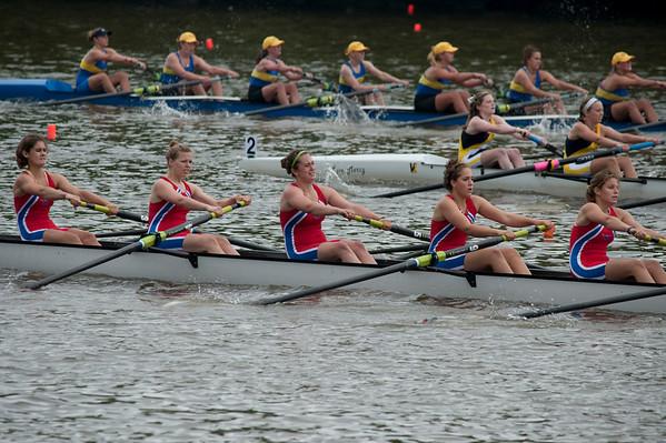 Stotesbury Cup Regatta on the Schuylkill River, Philadelphia PA 5.15-16.09