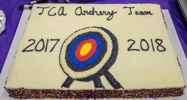 TCA Archery Banquet: BOHON