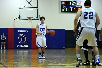 TCA Basketball 2010