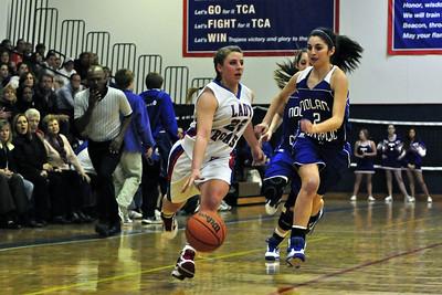 TCA Girls BB vs FW Nolan 02-09-10