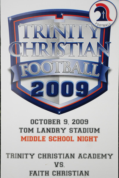 TCA vs Faith Christian 10092009 001