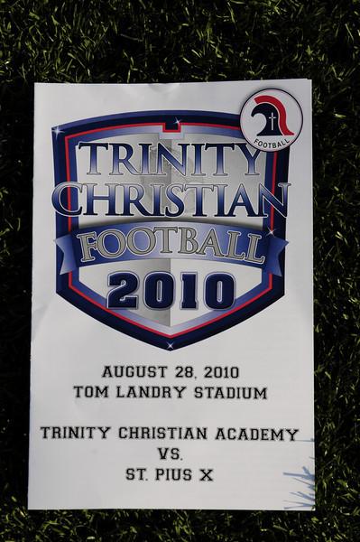 TCA Football 2010
