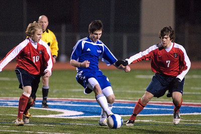 1-29-2007 TCA vs. John Paul II