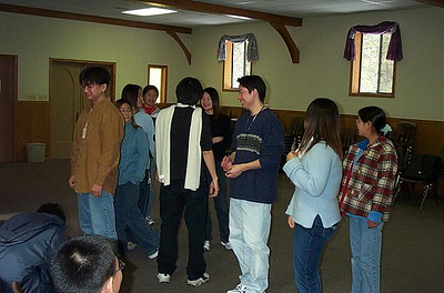 2001 Winter Retreat