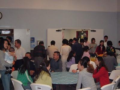 2005 Thanksgiving Potluck