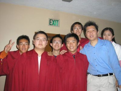 2006 Baptism (Jan. 29)