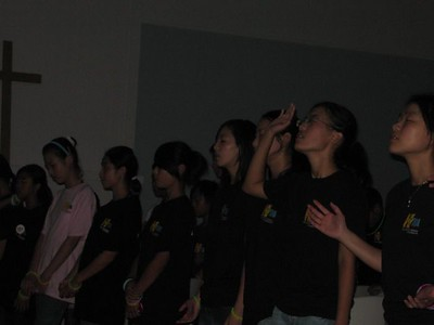 2006 Harvest Night (Aug)