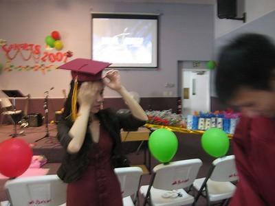 2007 Graduation Celebration