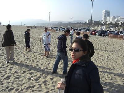2008 Fun Day at Santa Monica Beach