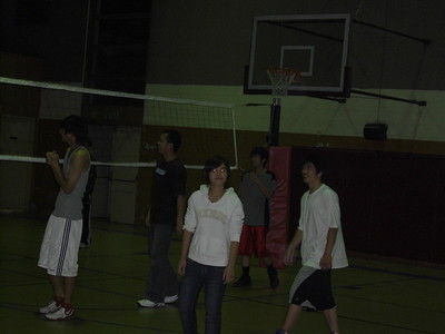 2008 HYM 1st Sports Competition