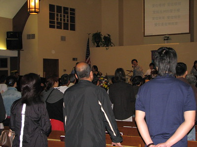 2008 Mother's Day & Baptism