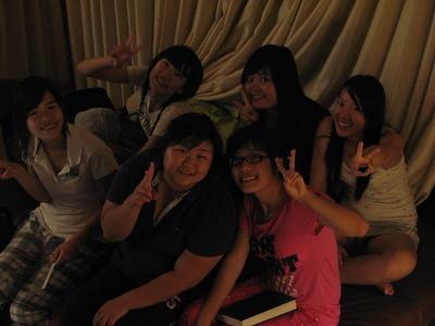 2008 Summer Retreat