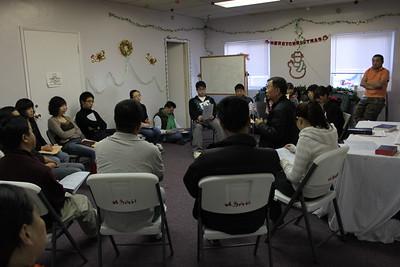 2009 Dec - Baptism Class