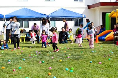 2016 Easter Egg Hunts