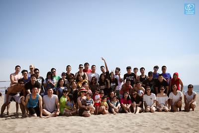 2016 HYM Beach Fun Day August