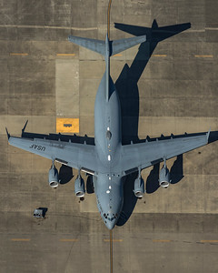 United States Air Force Boeing C-17A 09-9210 9-24-21
