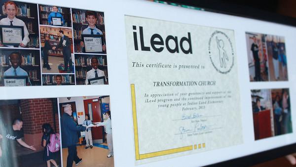 iLead Awards Ceremony May 2013