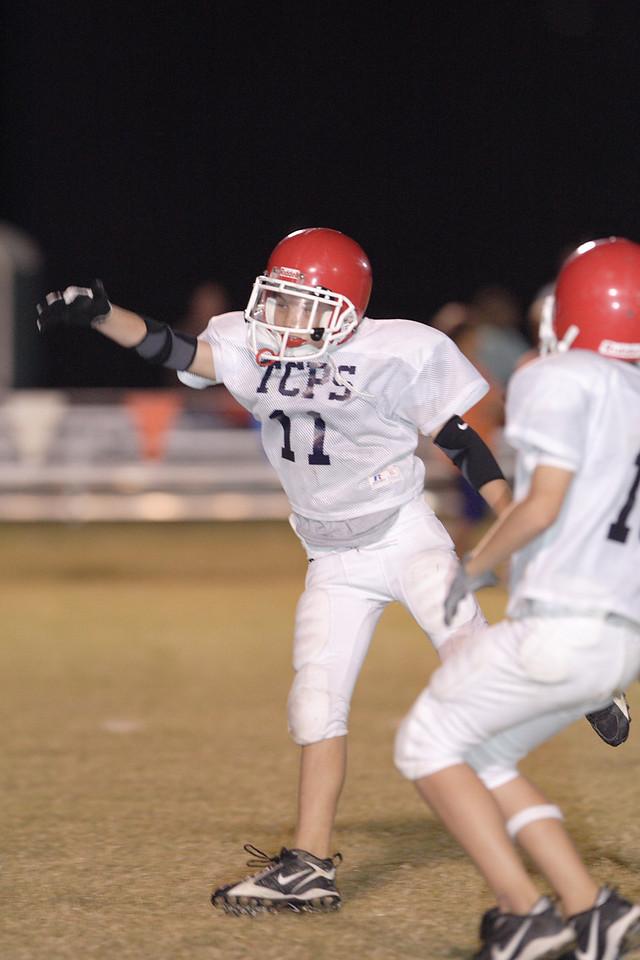 TCPS vs Starkville Academy PEE WEE