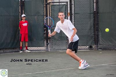 John Speicher (USA)