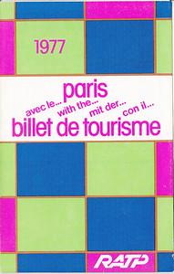 Paris 1977