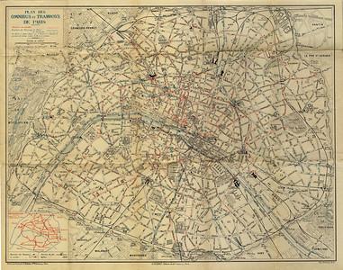 Tramways - 1913