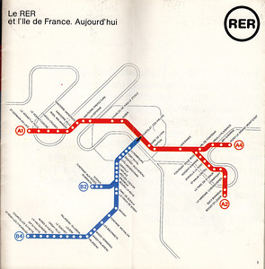 RATP - RER A B