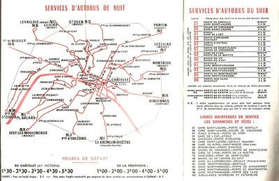 Autobus de nuit - 1967