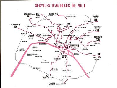 Autobus de nuit - 1972