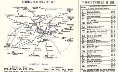 Autobus de nuit - 1961