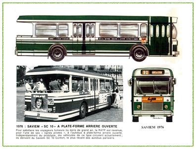 Busrama - 70 ans d'autobus parisien