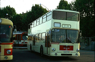 First ever MAN SD 200 for Berlin