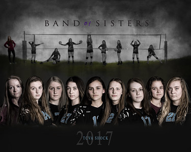 Band of Sisters Shock