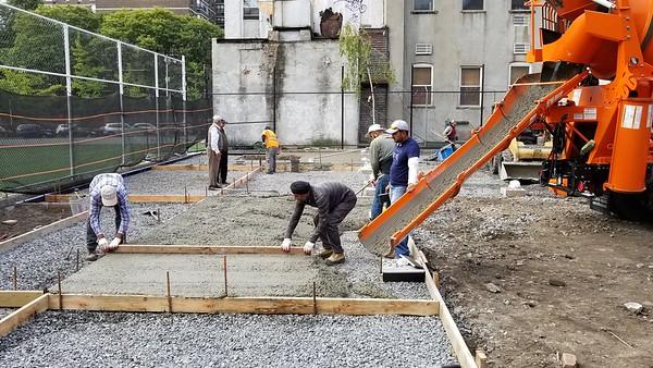 20171013_Concrete form work