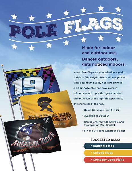 Flag pole Prints