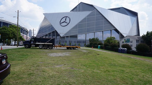 Mercedes Stadium - Downtown