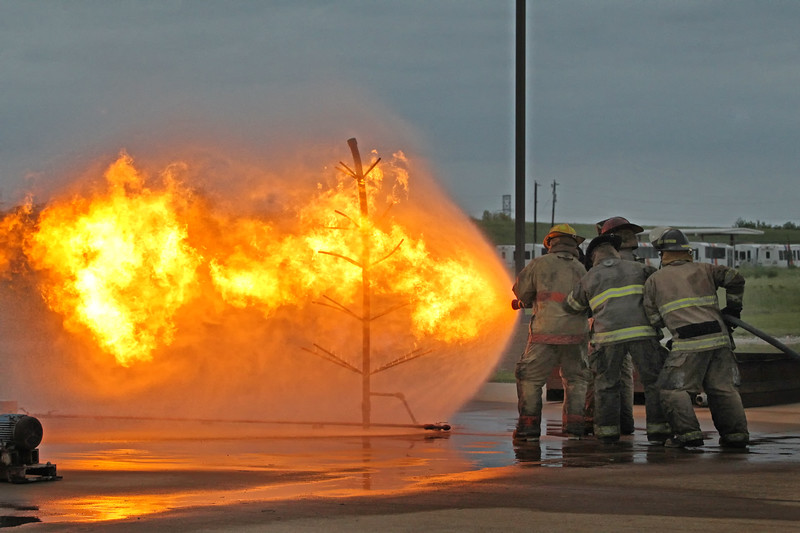 Taken by Sheri Hemrick. Hill College Fire Academy Training. Location, Cleburne Texas. 2018