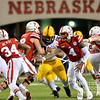 AARON BECKMAN <br /> <br /> Lincoln<br /> <br /> Nebraska vs Minnesota