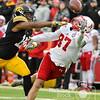 NCAA Football 2016: Nebraska vs Iowa  NOV 25