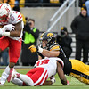 NCAA Football 2016: Nebraska vs Iowa  NOV 25