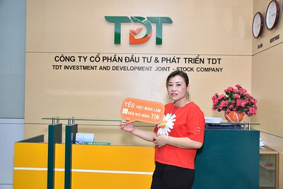 Care Vietnam | prevent sexual harassment at workplace instant print photobooth @ TDT Thai Nguyen | Chụp hình in ảnh lấy ngay tại Thái Nguyên | Photobooth Hanoi