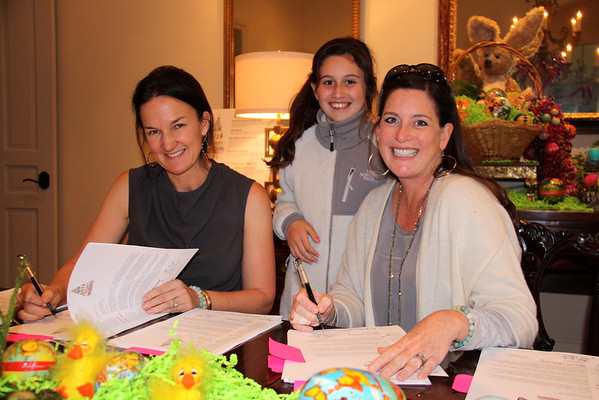 TCAS 2014 Underwriting - Letter Signing