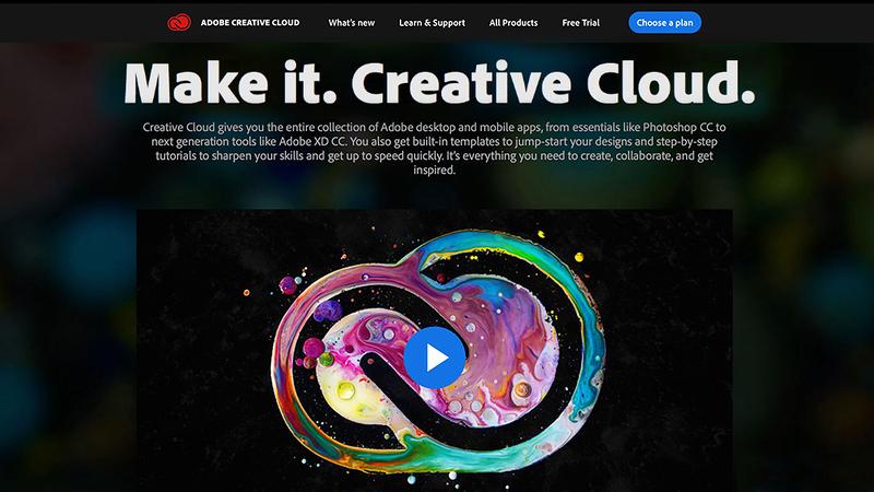 Adobe Creative Cloud 1000
