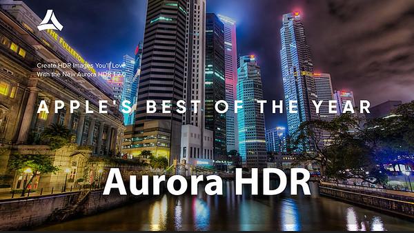 Aurora HDR 1000
