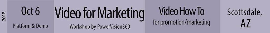 18-10-06 Video Marketing