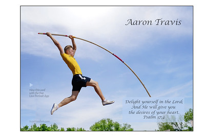 410-Aaron Jump card