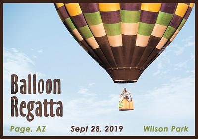 Balloon Regatta Ad