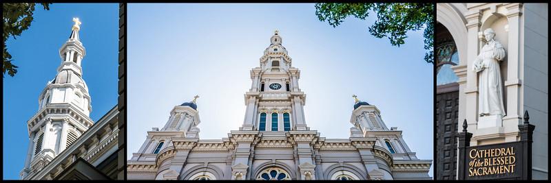 Sacto Trio Cathedral